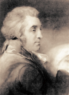 [Image: Portrait of William Faden]